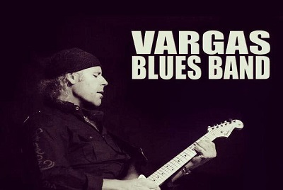 Vargas Blues Band en concerto